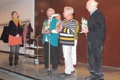 Danksagungen an Frau Weber,Frau Albrecht und Herrn Künkel
