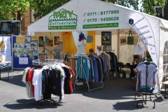 """artgerechtes"" Faire-Mode-Laden in Marburg"